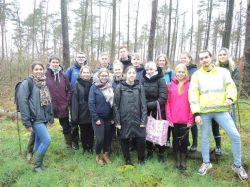 Exkursion ins Naturschutzgebiet Tillenberge
